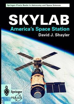 Cover of the book Skylab - America's space-station (paper)