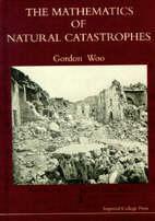 Couverture de l'ouvrage The mathematics of natural catastrophes