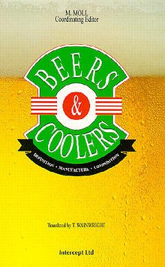 Couverture de l'ouvrage Beers and coolers