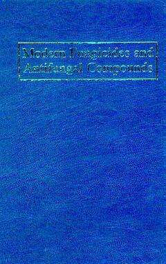 Couverture de l'ouvrage Modern Fungicides and Antifungal Compounds
