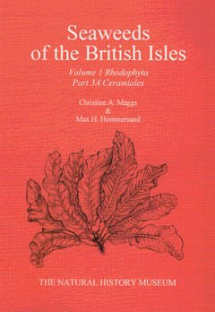 Couverture de l'ouvrage Seaweeds of the British Isles