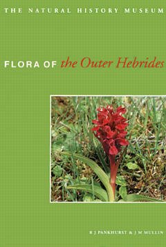 Couverture de l'ouvrage Flora of the Outer Hebrides