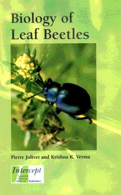 Couverture de l'ouvrage Biology of leaf beetles