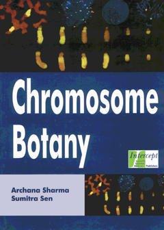 Couverture de l'ouvrage Chromosome botany