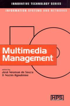 Couverture de l'ouvrage Multimedia Management