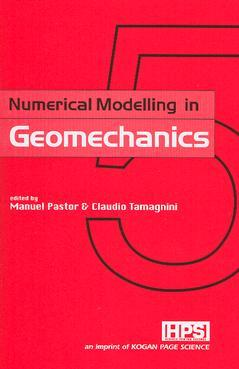 Couverture de l'ouvrage Numerical Modelling in Geomechanics