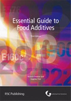 Couverture de l'ouvrage Essential guide to food additives: A robust approach