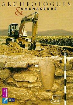 Couverture de l'ouvrage Archéologues et aménageurs