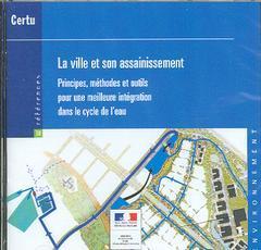 Couverture de l'ouvrage La ville et son assainissement :