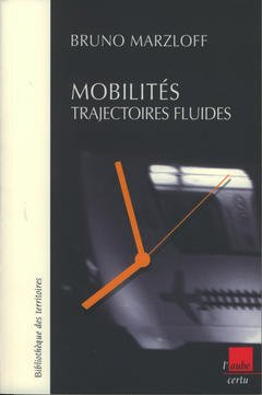 Couverture de l'ouvrage Mobilités, trajectoires fluides (Bibliothèques des territoires)