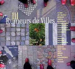 Couverture de l'ouvrage 111 rumeurs de villes