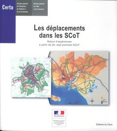 Couverture de l'ouvrage Les déplacements dans les SCoT