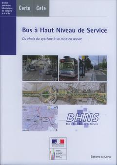 Couverture de l'ouvrage Bus à Haut Niveau de Service