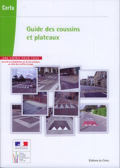 Couverture de l'ouvrage Guide des coussins et plateaux