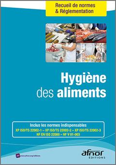 Couverture de l'ouvrage Hygiène des aliments