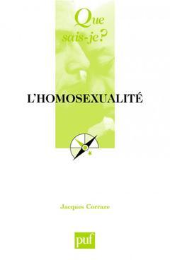 Couverture de l'ouvrage L'homosexualité