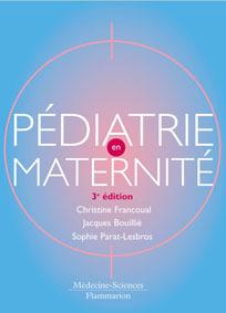Couverture de l'ouvrage Pédiatrie en maternité