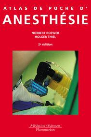 Couverture de l'ouvrage Atlas de poche d'anesthésie (2° Éd.)