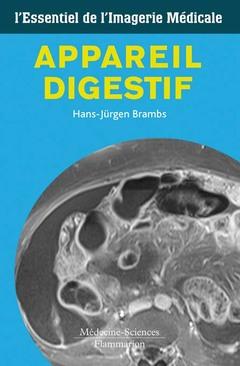 Couverture de l'ouvrage Appareil digestif