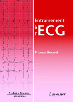 Couverture de l'ouvrage Entraînement à l'ECG