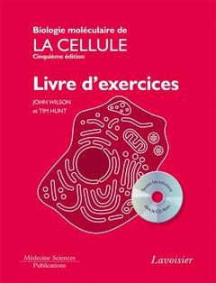 Couverture de l'ouvrage Biologie moléculaire de la cellule