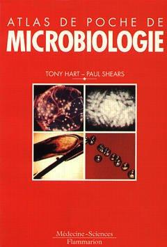 Couverture de l'ouvrage Atlas de poche de microbiologie