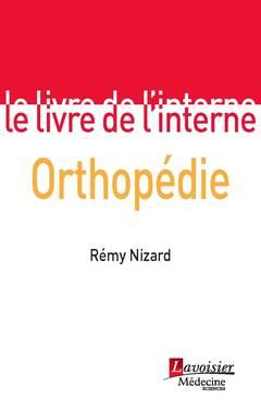 Couverture de l'ouvrage Orthopédie