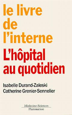 Couverture de l'ouvrage L'hôpital au quotidien