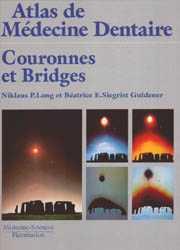 Couverture de l'ouvrage Couronnes & bridges (Coll. Atlas de médecine dentaire)