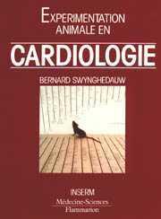 Couverture de l'ouvrage Expérimentation animale en cardiologie