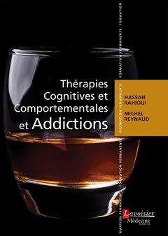 Couverture de l'ouvrage Thérapies cognitives et comportementales et addictions