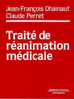 Couverture de l'ouvrage Traité de réanimation médicale