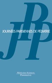 Couverture de l'ouvrage Journées parisiennes de pédiatrie 2002