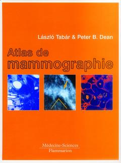 Couverture de l'ouvrage Atlas de mammographie