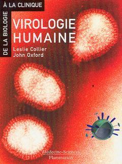 Couverture de l'ouvrage Virologie humaine