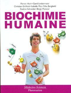 Couverture de l'ouvrage Biochimie humaine