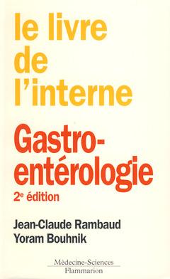 Couverture de l'ouvrage Gastro-entérologie