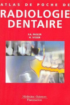Couverture de l'ouvrage Atlas de poche de radiologie dentaire
