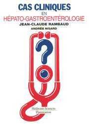 Couverture de l'ouvrage Cas cliniques en hépato-gastroentérologie