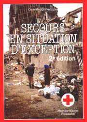 Couverture de l'ouvrage Secours en situation d'exception