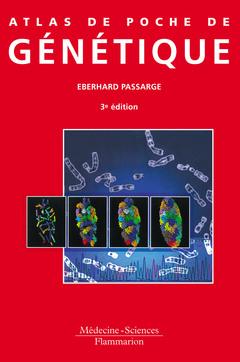 Couverture de l'ouvrage Atlas de poche de génétique