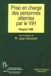 Couverture de l'ouvrage Prise en charge des personnes atteintes par le VIH rapport 96