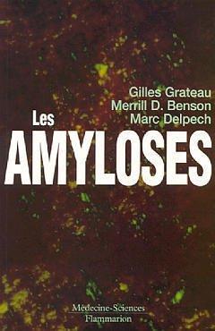 Couverture de l'ouvrage Les amyloses
