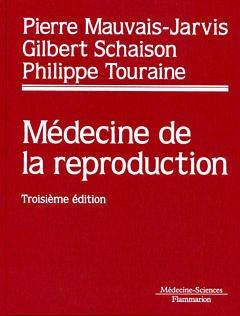 Couverture de l'ouvrage Médecine de la reproduction : gynécologie endocrinienne (3° Éd.)