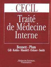 Couverture de l'ouvrage CECIL - Traité de médecine interne