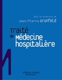 Couverture de l'ouvrage Traité de médecine hospitaliére