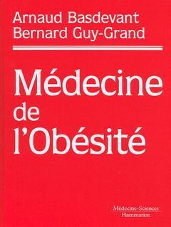 Couverture de l'ouvrage Médecine de l'obésité