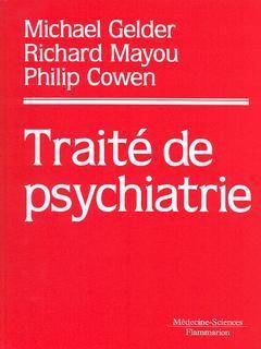 Couverture de l'ouvrage Traité de psychiatrie