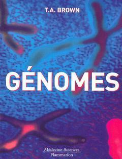Couverture de l'ouvrage Génomes