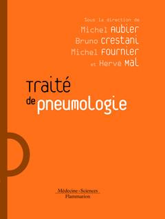 Couverture de l'ouvrage Traité de pneumologie